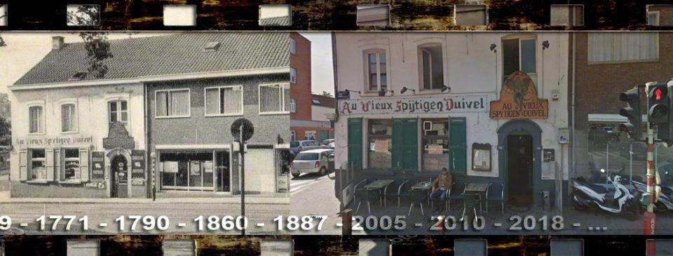 Au Vieux Spijtigen Duivel - Histoire du plus vieux restaurant belge de Bruxelles