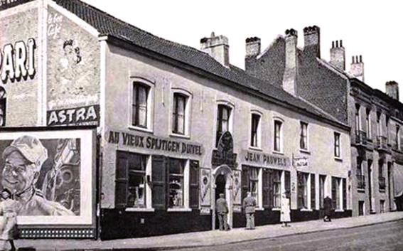 Au Vieux Spijtigen Duivel - Histoire du restaurant Uccle Bruxellois