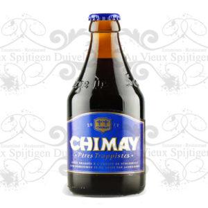 CHIMAY BLEUE - Au Vieux Spijtigen Duivel Restaurant cuisine belge - 1180 Bruxelles