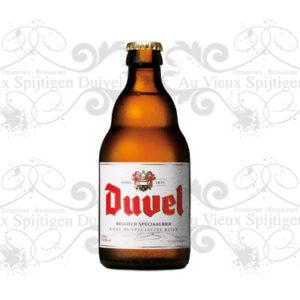 Duvel - Au Vieux Spijtigen Duivel Restaurant cuisine belge - 1180 Bruxelles