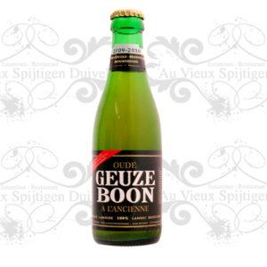 GEUZE BOON - Au Vieux Spijtigen Duivel Restaurant cuisine belge - 1180 Bruxelles