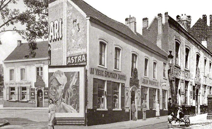 Le plus vieux restaurant de Bruxelles - Au Vieux Spijtigen Duivel 1180 Bruxelles