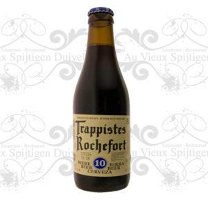 Rochefort-10 - Au Vieux Spijtigen Duivel Restaurant cuisine belge - 1180 Bruxelles