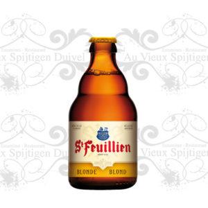 Saint-Feuillien - Au Vieux Spijtigen Duivel Restaurant cuisine belge - 1180 Bruxelles