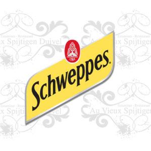 Sweppes - Au Vieux Spijtigen Duivel Restaurant cuisine belge - 1180 Bruxelles