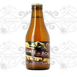 Jambe-de-bois - Au Vieux Spijtigen Duivel Restaurant cuisine belge - 1180 Bruxelles