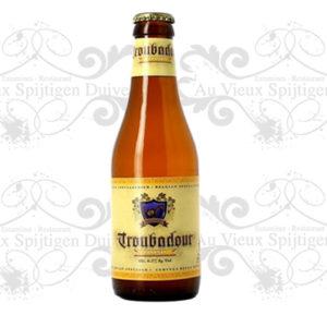 Troubadour-Blond - Au Vieux Spijtigen Duivel Restaurant cuisine belge - 1180 Bruxelles