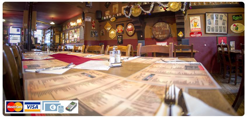 Thuis bestellen - Belgisch restaurant - Au Vieux Spijtigen Duivel