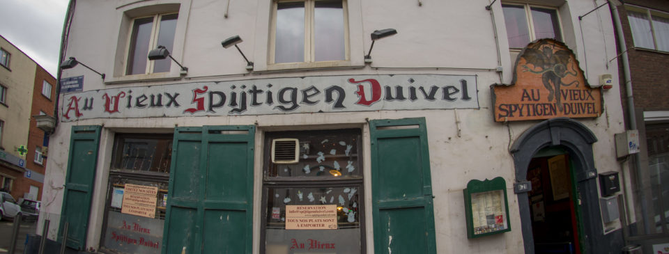 Au Vieux Spijtigen Duivel - Restaurant-Brasserie