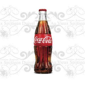 Coca-Cola - Au Vieux Spijtigen Duivel Restaurant cuisine belge - 1180 Bruxelles