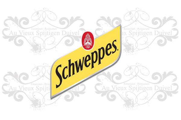 Schweppes - Au Vieux Spijtigen Duivel Restaurant cuisine belge - 1180 Bruxelles