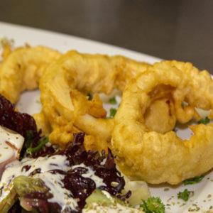 calamars frits - Au Vieux Sijtigen Duivel