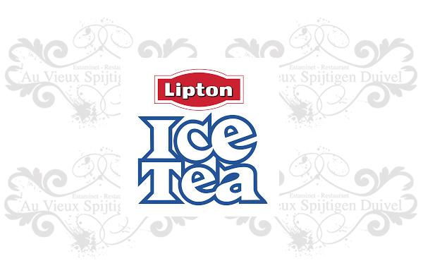 ice Tea - Au Vieux Spijtigen Duivel Restaurant cuisine belge - 1180 Bruxelles