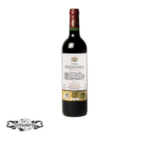 La Ferreyre - Cotes-de-Bordeaux-Spijtigen-Duivel